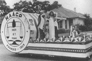 Juneteenth Celebration in Houston TX in the 1960s