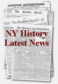 Latest New York History News
