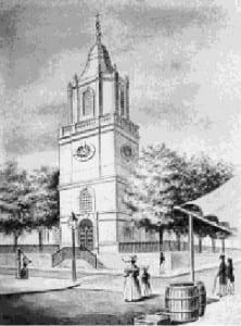 St. Peters c. 1785