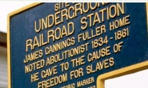 Underground Railroad in New York