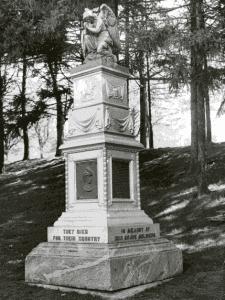 Ossining Kneeling Monument