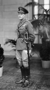 Prince of Wales 1919, Canada