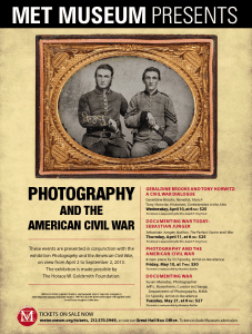 Met Civil War Events