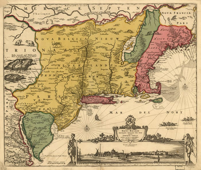 CFP Th Century Identity And The Middle Colonies The New York - Middle colonies religion
