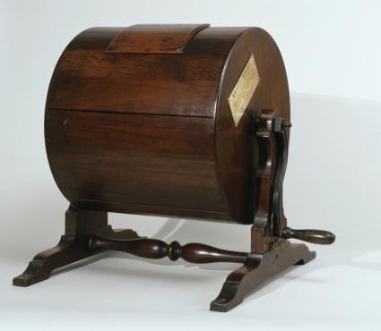 Draft Wheel, ca. 1863
