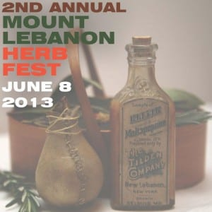 2nd annual mount lebanon herbfest final