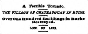 A1 1856 Chat Tornado Headlines