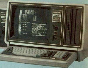 Radio Shack TRS80 Model II