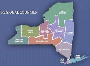 Regional Econmoic Councils