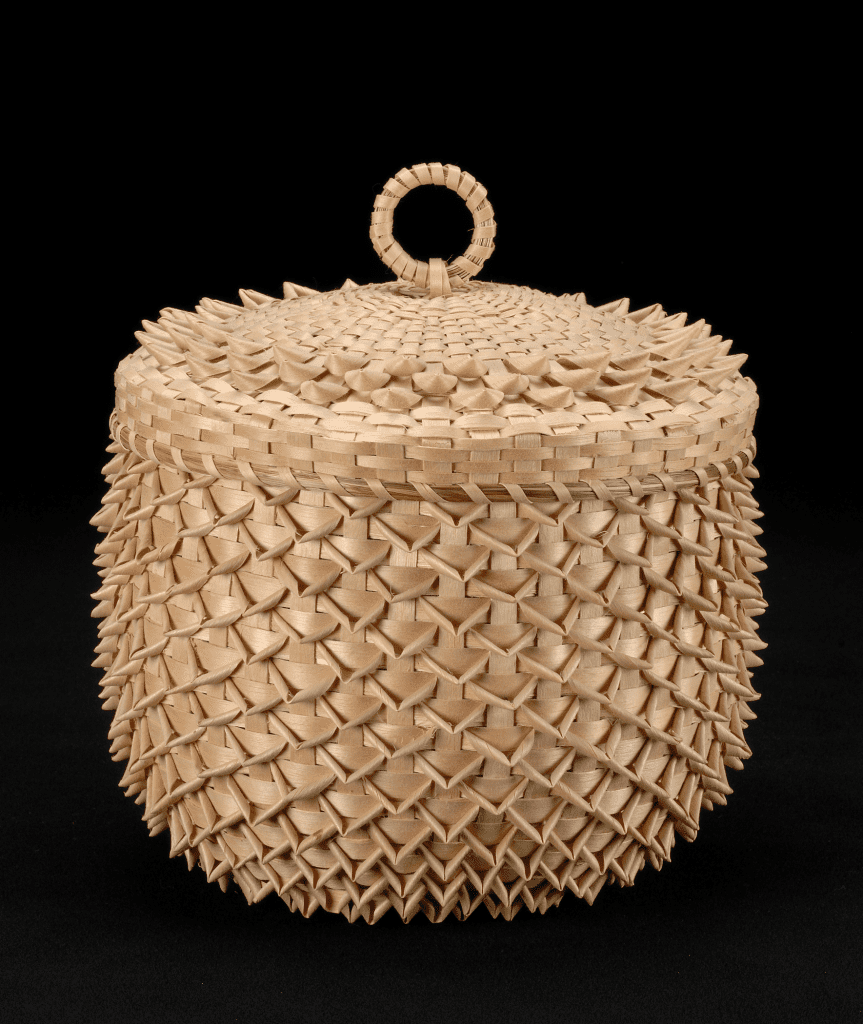 Exhibit Highlights Native American Basket Design | The New York History Blog