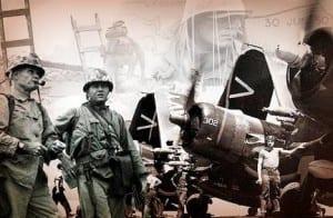 Korean War Collage