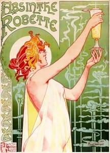 433px-Privat-Livemont-Absinthe_Robette-1896