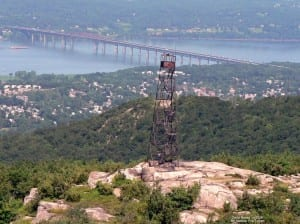 Beacon Fire Tower Before Renovation