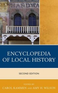 Encyclopedia of Local History 2nd Edition