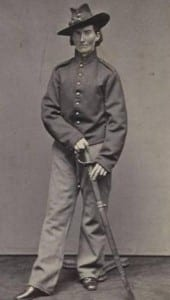 Female Civil War Soldier
