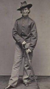 Female Civil War Soldier