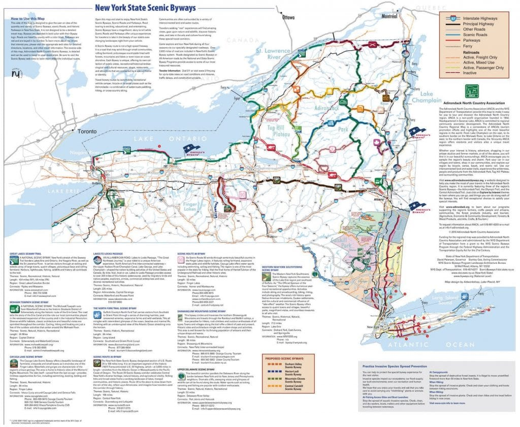 Tourism New York State