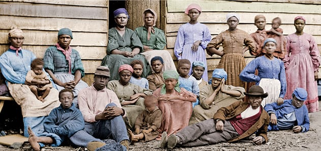 Image result for The civil war in color