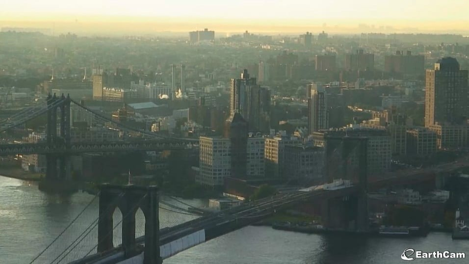 Brooklyn Bridge Earth Cam