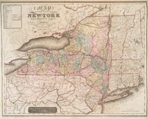 Burr's Atlas (Published 1839, c 1829)