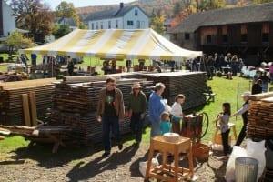 2011 millers harvest festival