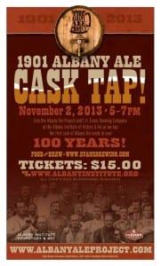 Albany Ale Keg tap
