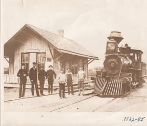 Copake Railroad Station