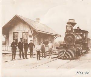 Copake Railroad Station