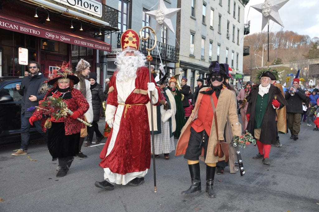 Populair Dutch Roots Return With Sinterklaas Celebration - The New York &UN35