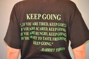 Tubman-t-shirt