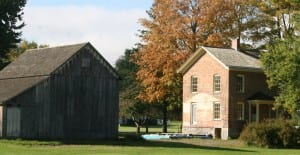 Harriet Tubman Home in Auburn, NY