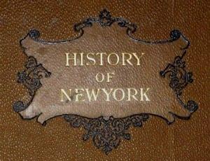 history-of-new-york-city