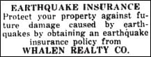 Advert Insurance 1944