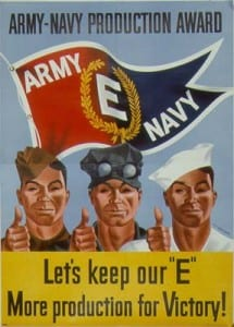 Army Navy Poster