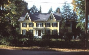Earlier View of Jackson house