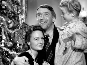 "Christmas film classic: ""It's a Wonderful Life"""