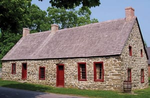 The Abraham Hasbrouck House