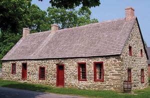 The Abraham Hasbrouck House