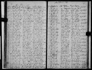 Genealogy Big Data