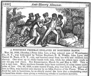 Kidnapped into Slavery
