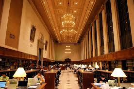 a columbia university library
