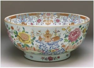 Albany Punch Bowl