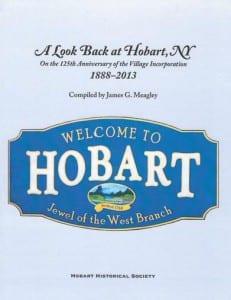 Hobart NY Book