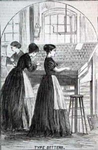 typesetters