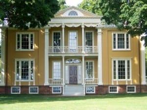 Babscobel House Now