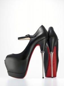 High Heel Shoe Exhibit