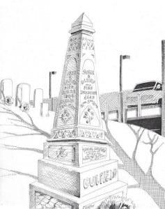 Mount Moor Cemetery by Bill Batson