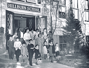 Brook students being turned away from the Hillburn School