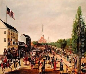 Tammany-Society-Celebrating-The-4th-Of-July,-1812,-1869