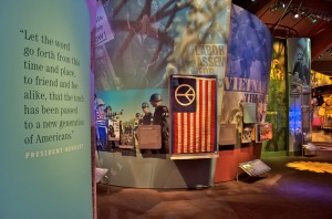 The Museum at Bethel Woods- Exhibit View (1)